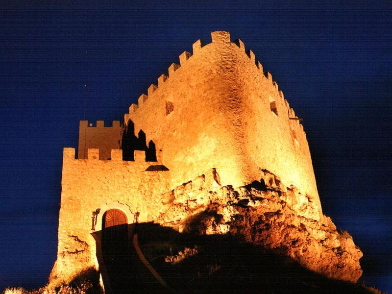 Residencia Real Castillo de Curiel  galeria