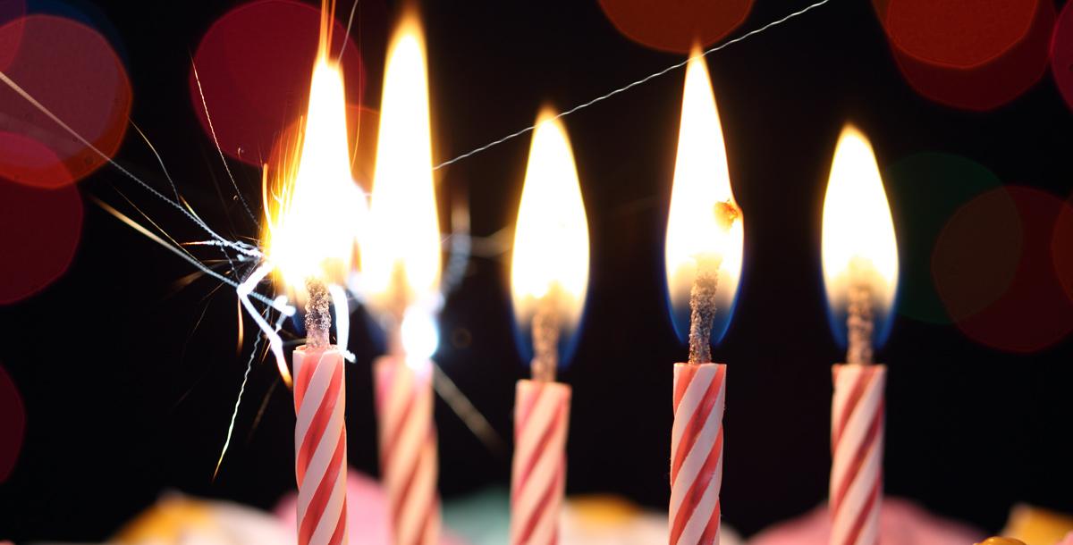 Geburtstag Erlebnis
