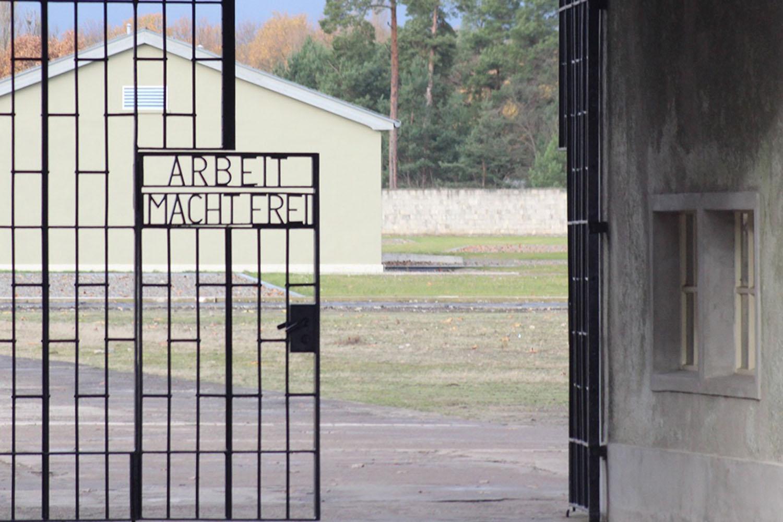 Visita guiada a Sachsenhausen en español