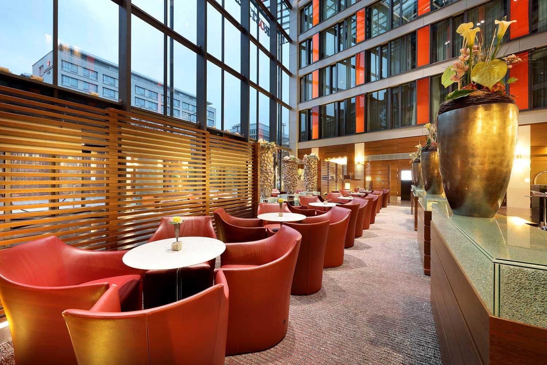 Eurostars Berlin - Gastronomia