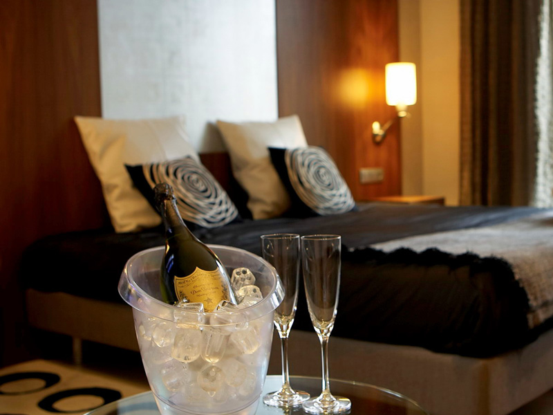 Dolce vita package (Friday to Sunday)