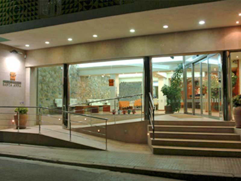 Hotel Santa Anna  galeria