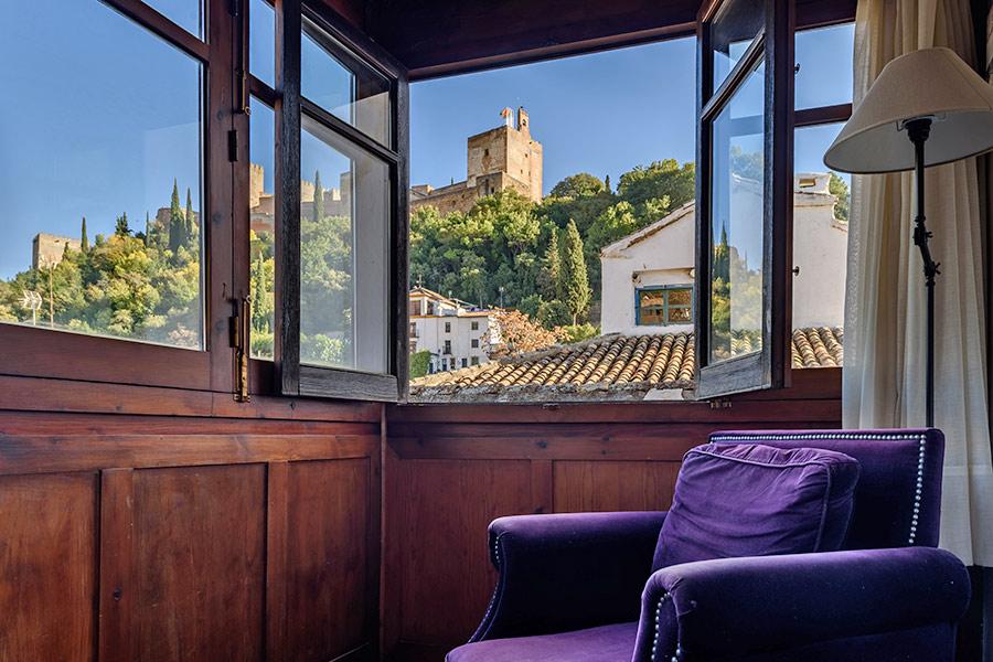 Hotel Palacio Santa Inés  galeria