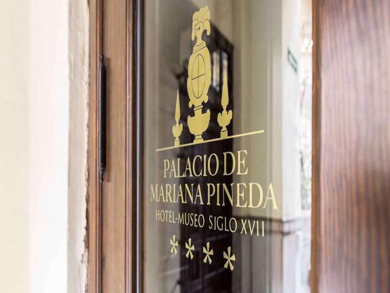 Palacio Mariana Pineda  galeria
