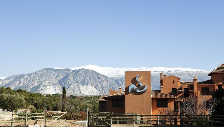 Hotel & Winery Señorío de Nevada  galeria