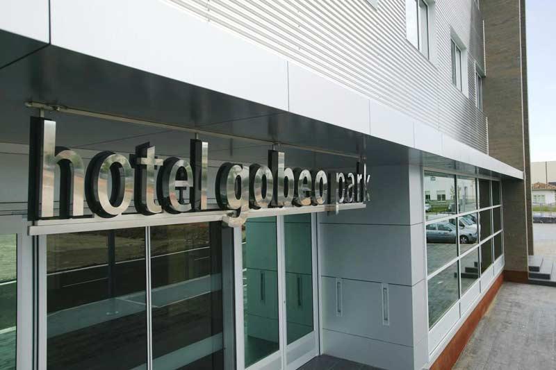 Hotel Gobeo Park  galeria
