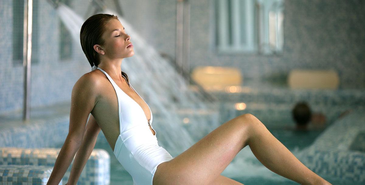 Circuito termal en el spa