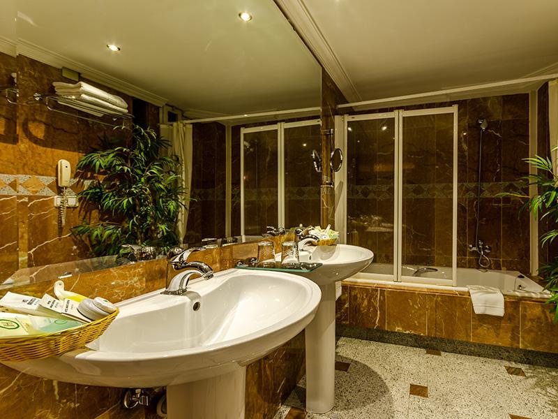 Hotel Infanta Cristina  galeria