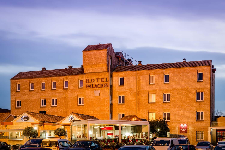 Palacios Rioja Hotel In Alfaro Official Website