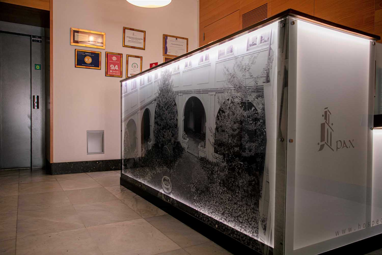 Hospedería Monástica Pax  galeria