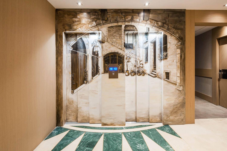 Hotel Gótico  galeria