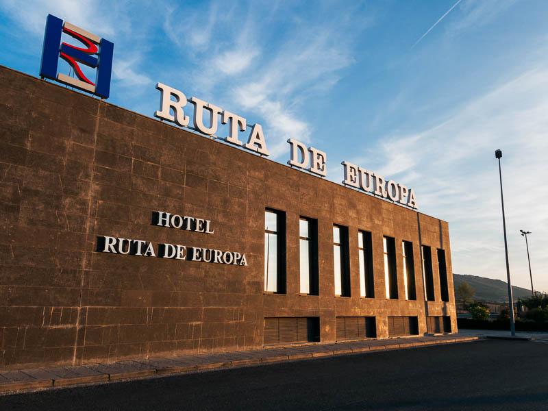 Hotel Ruta de Europa  galeria