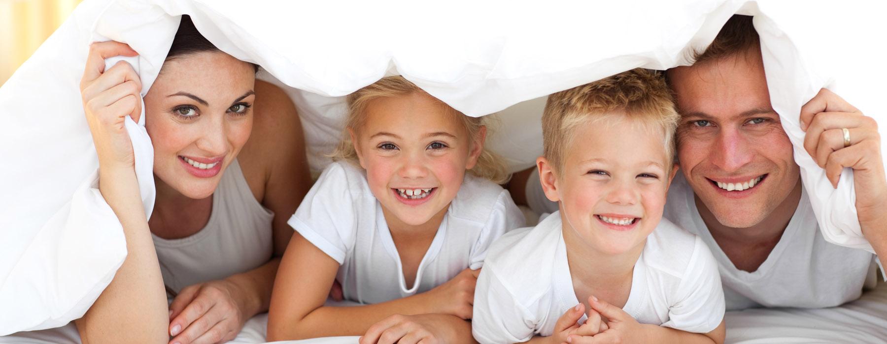 Hébergement gratuit enfants