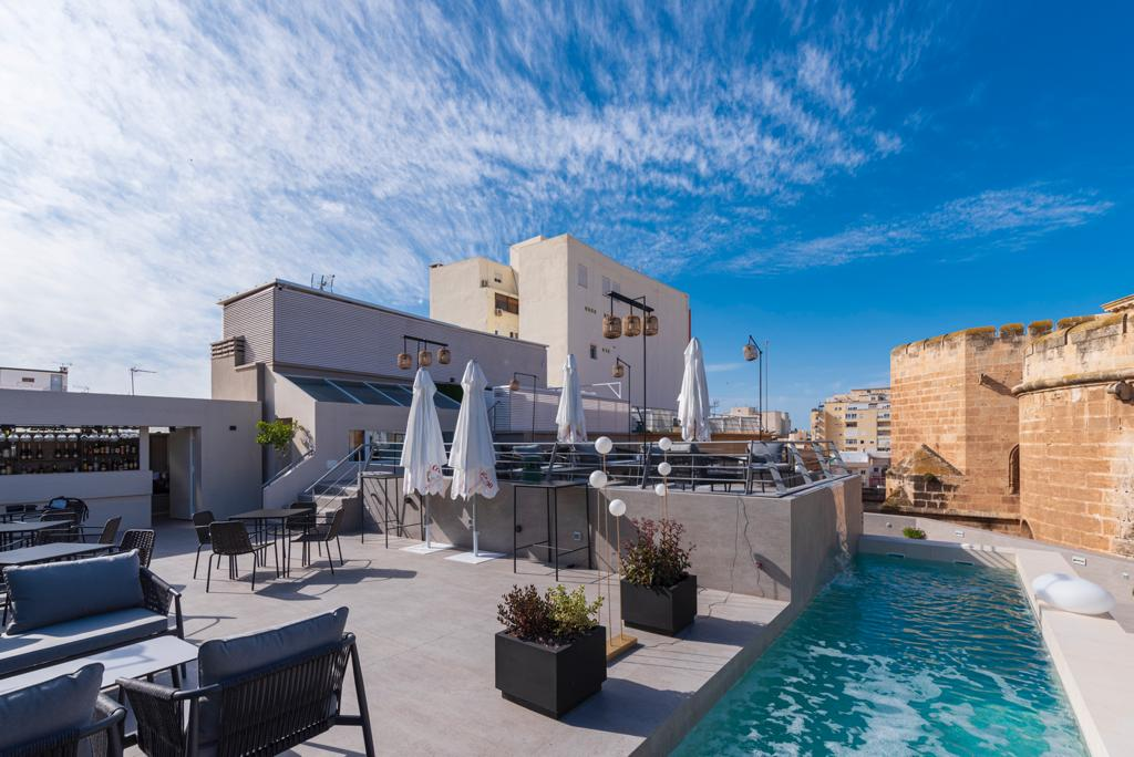 Hotel Catedral Almería  galeria
