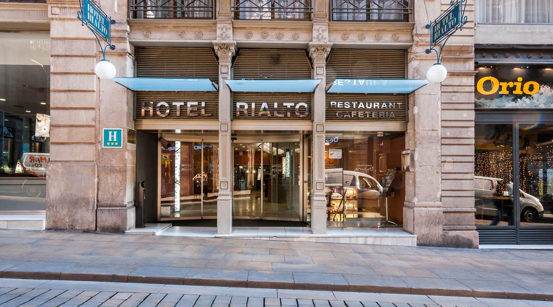Hotel Rialto  galeria