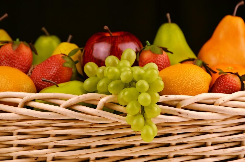 FRUIT DISH PREPARED