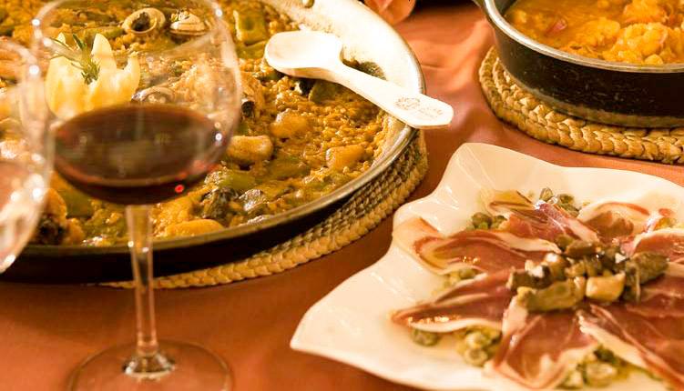 Menú Casa Quiquet <div>(de lunes a viernes excepto festivos) </div>