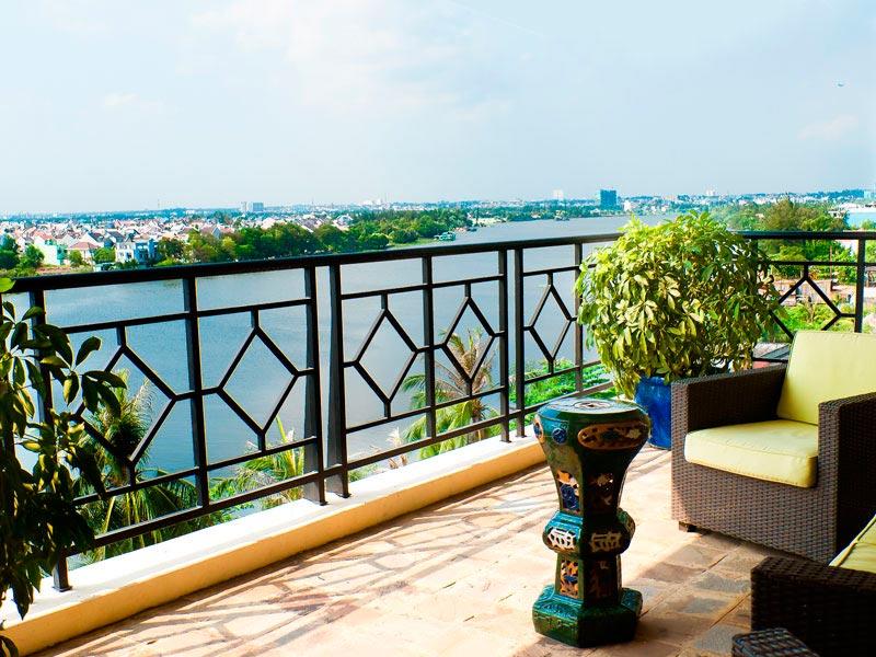 Saigon Domaine Luxury Residences