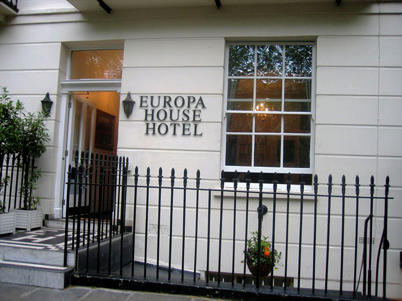 Europa House Hotel  galeria