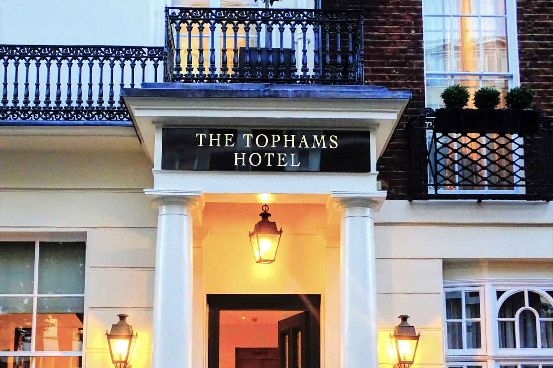Tophams Hotel  galeria