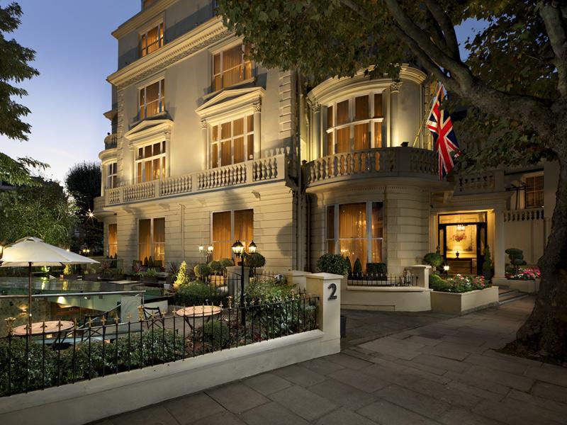 The Colonnade Hotel  galeria