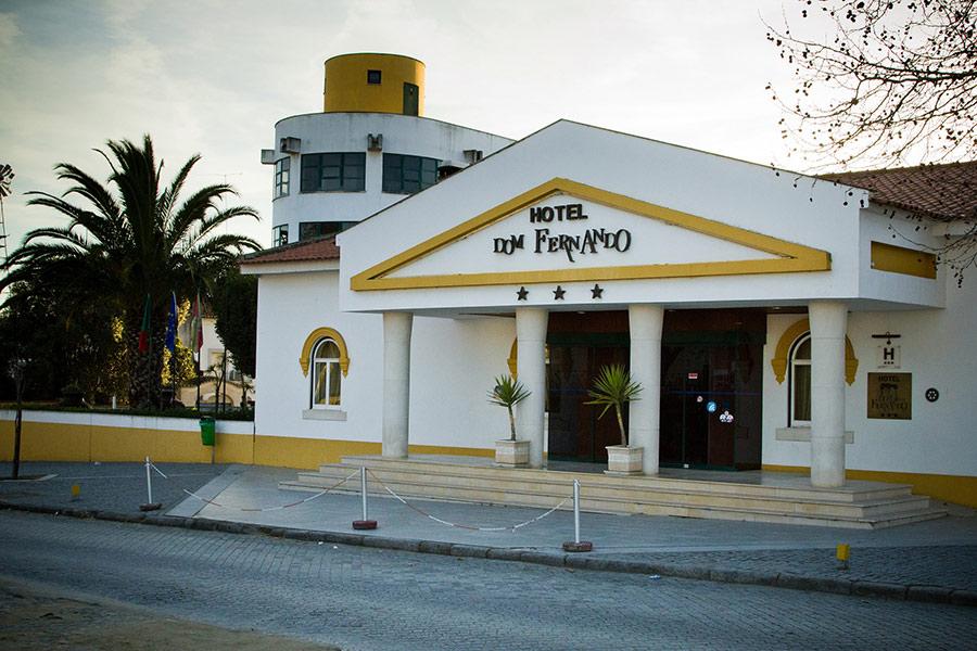 Hotel Dom Fernando  galeria