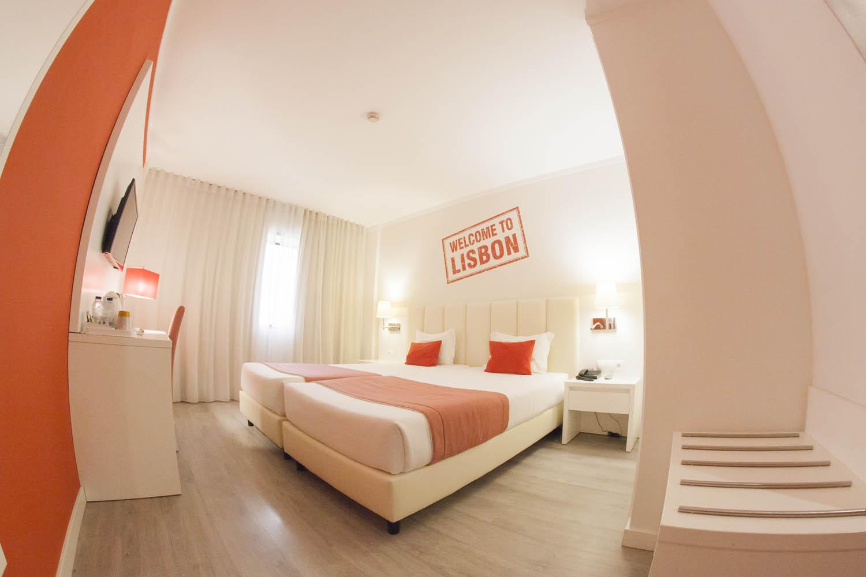 Masa Hotel Almirante  galeria