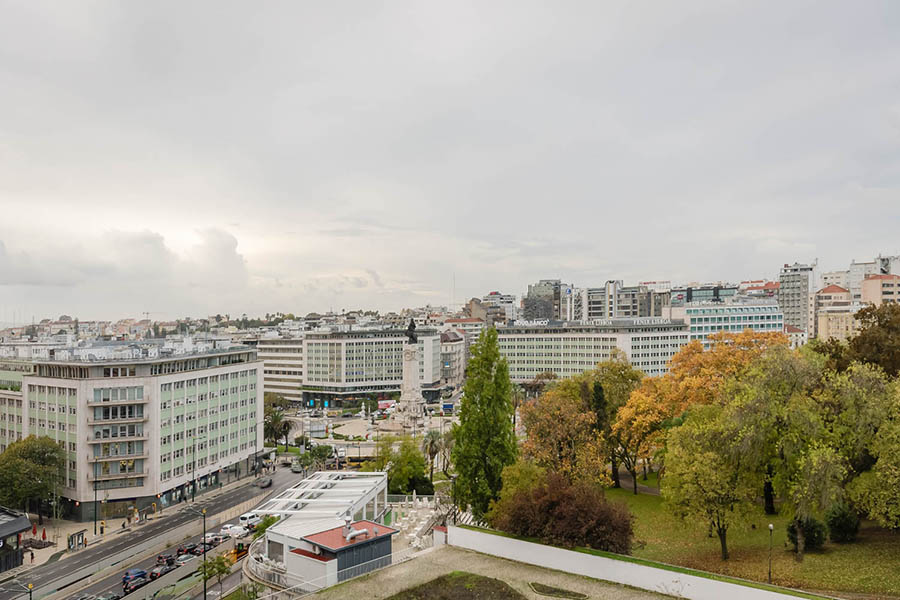 Hotel Lisboa Central Park  galeria