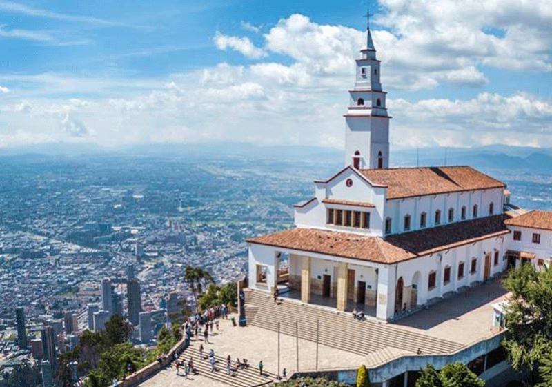 Recorrido turístico por Bogotá