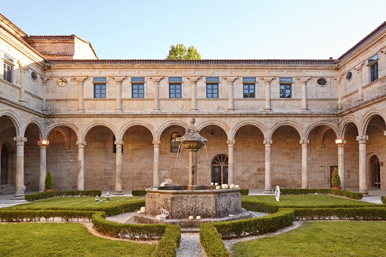 Eurostars Monumento Monasterio de San Clodio Hotel & Spa - Bodas
