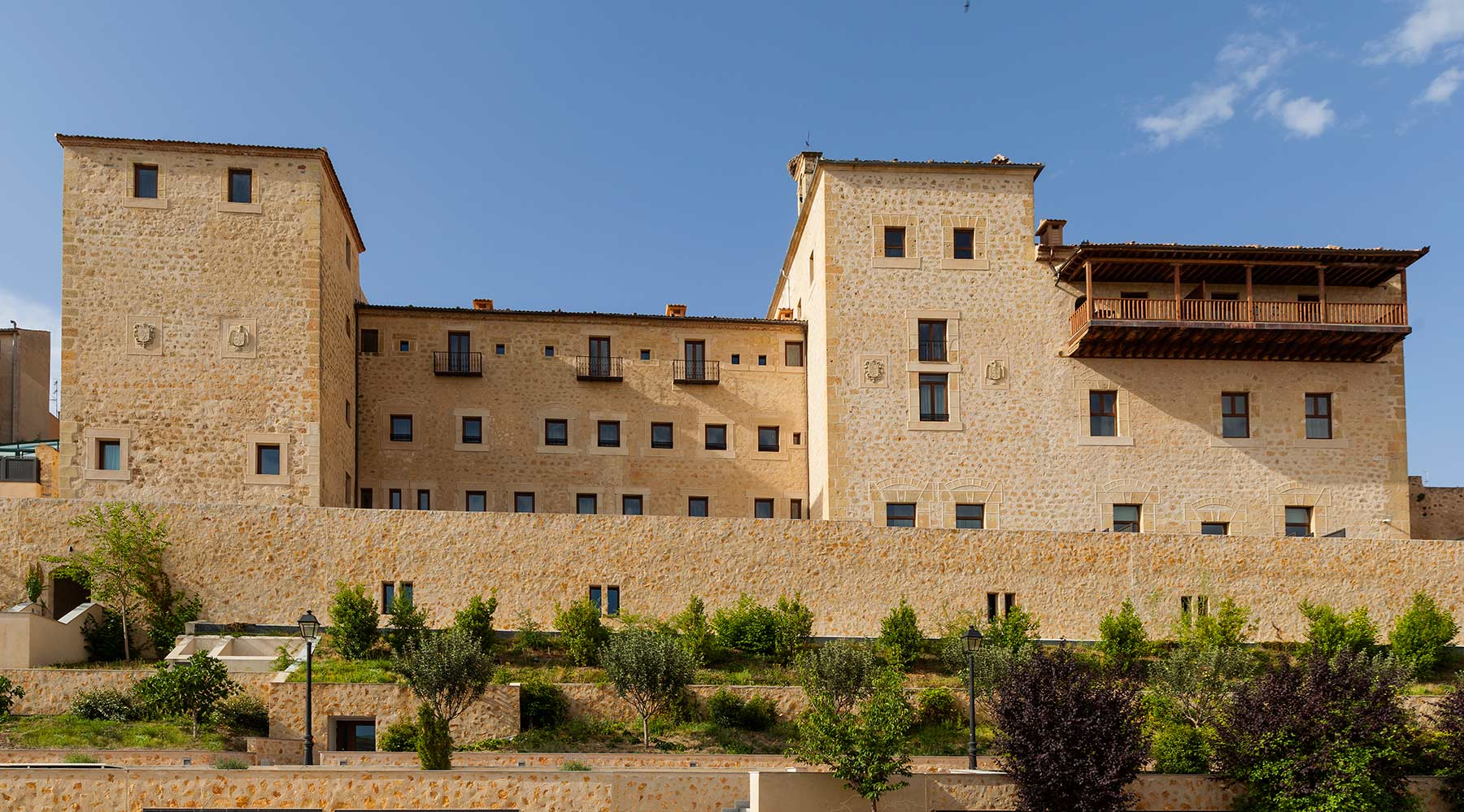 Eurostars Convento Capuchinos