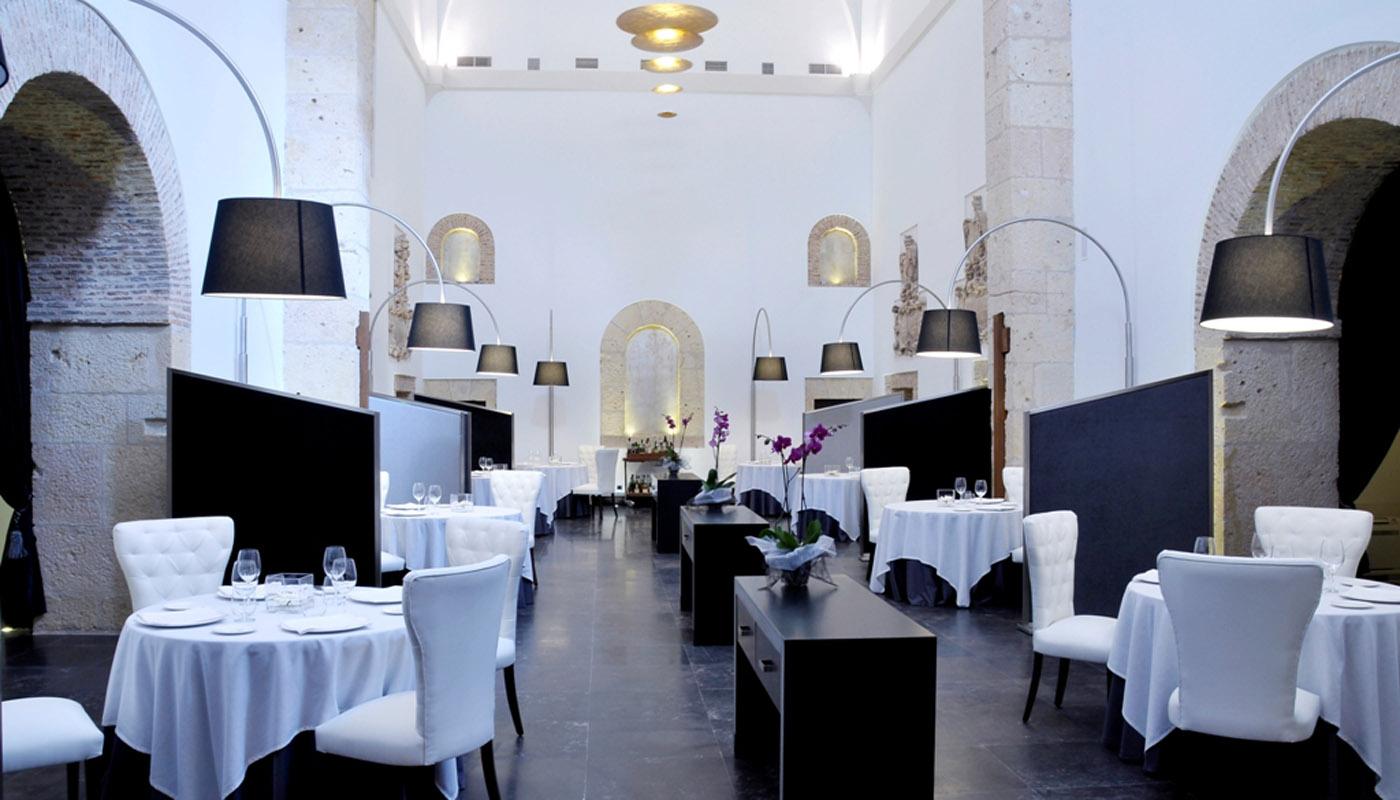 Eurostars Convento Capuchinos - Gastronomie