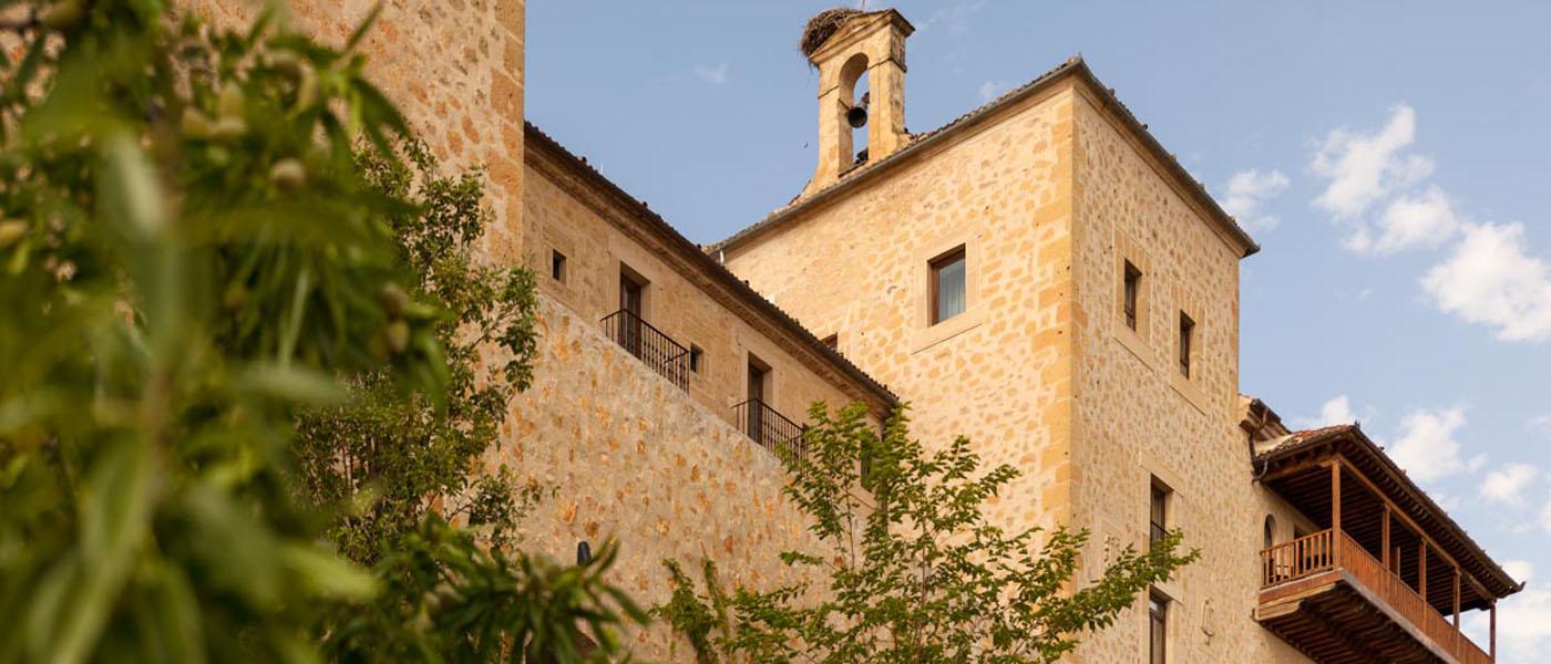 Eurostars Convento Capuchinos - Geschiedenis