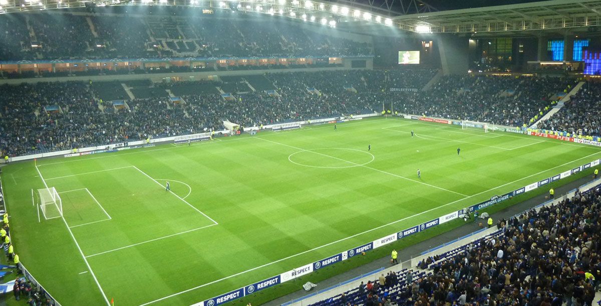 Estadio Do Dragão