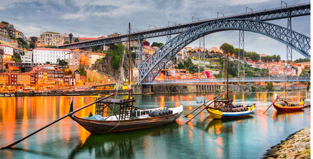 Cruise on the Douro River