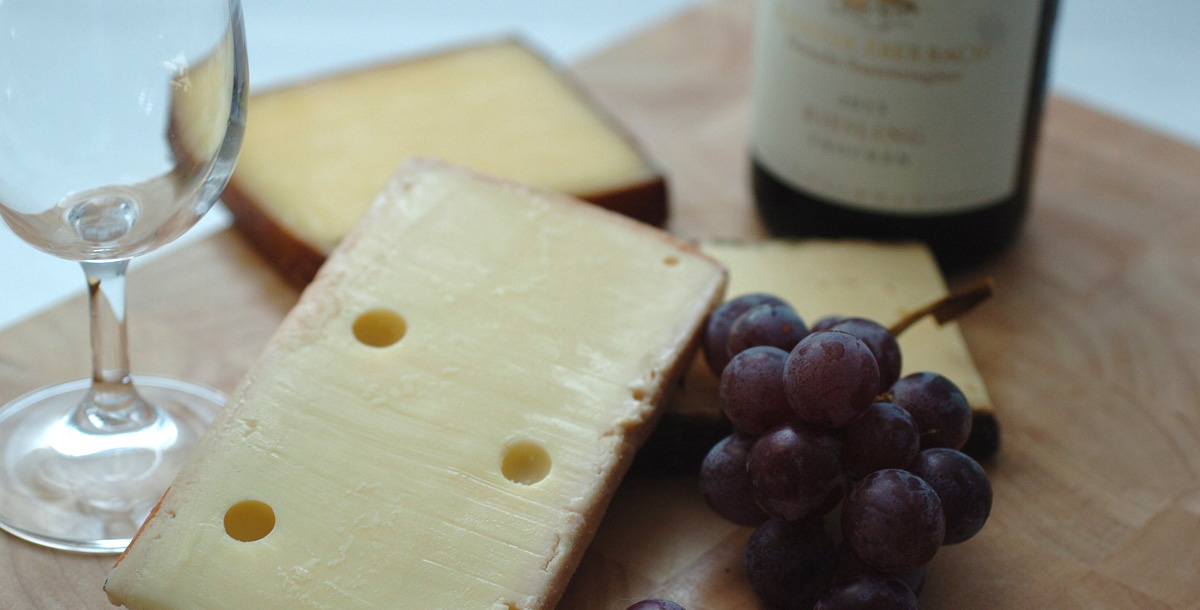 Wine & cheese lover