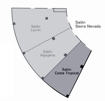 Salón Sierra Nevada - Costa Tropical