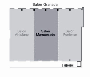 Salón Granada - Marquesado
