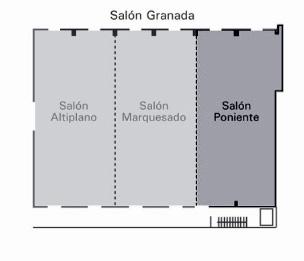 Salón Granada - Poniente