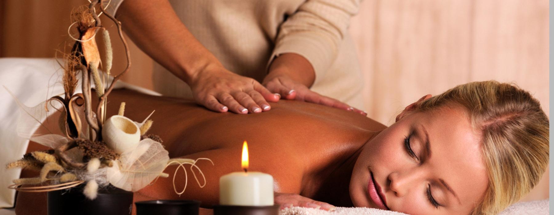 Baño con masaje doble