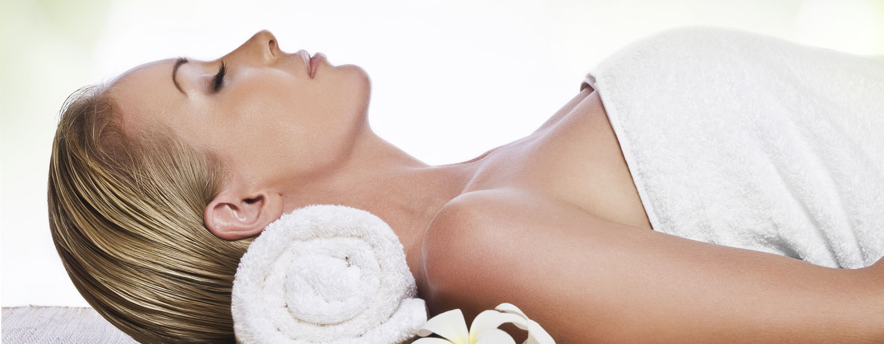 Baño con masaje sencillo