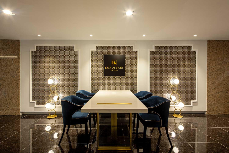 Eurostars Gran Hotel Lugo - Veranstaltungsräume