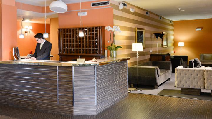 Hotel Santiago Apostol   galeria