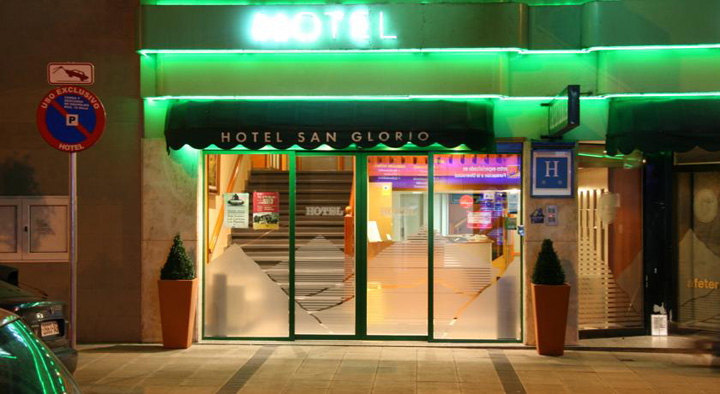 Hotel San Glorio  galeria