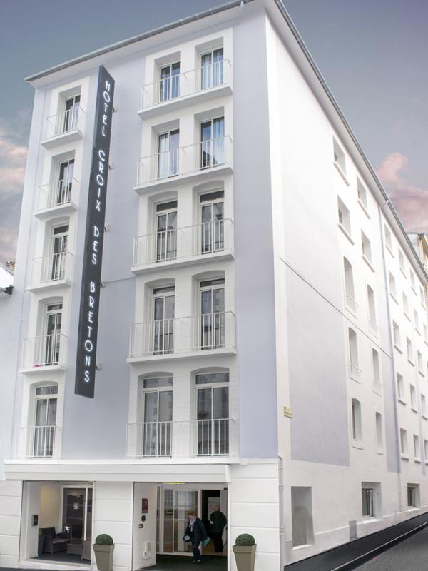 Hôtel Croix des Bretons  galeria