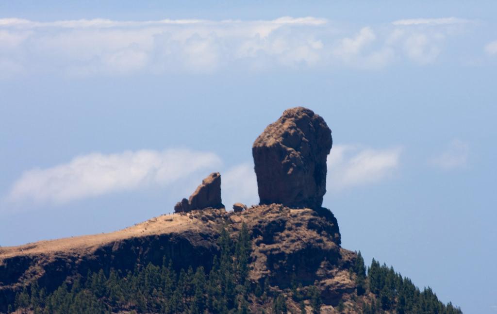 Visita guiada a la Cumbre y Roque Nublo