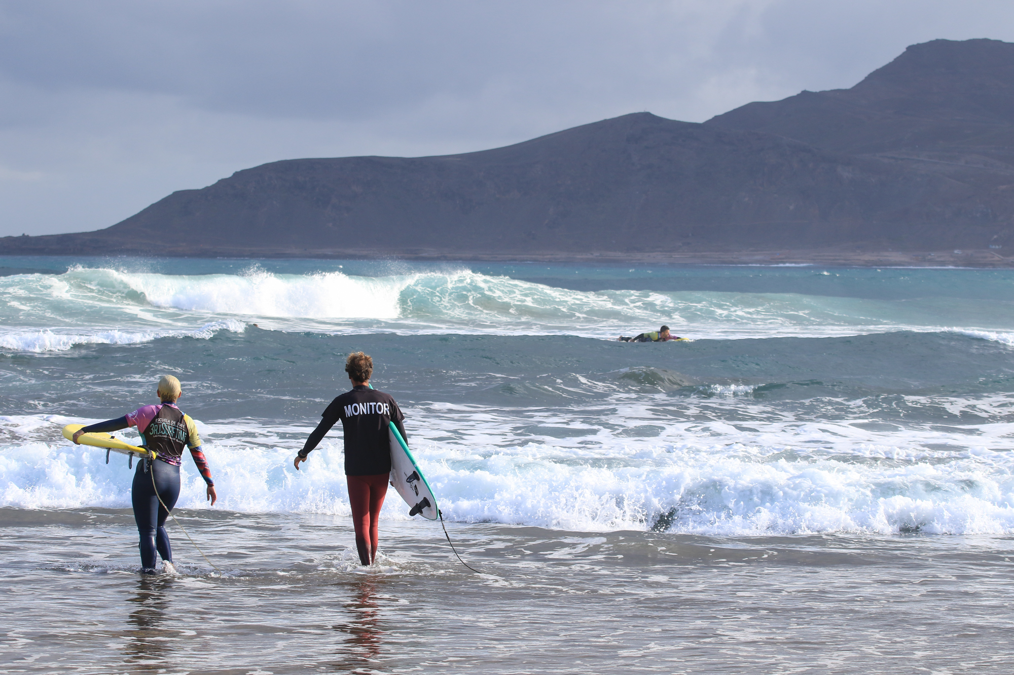 2 aulas de surf