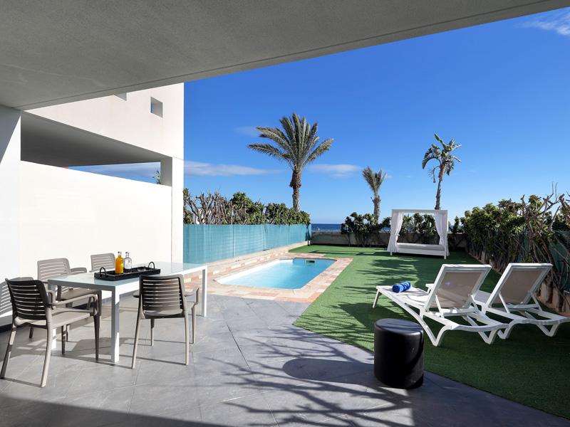 Habitaciones Eurostars Las Salinas En Fuerteventura