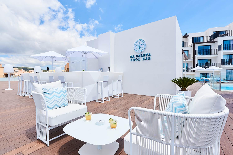Eurostars Ibiza - Terrace
